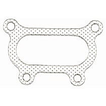 Exhaust Manifold Gasket - Steel core laminate, Direct Fit, Sold individually