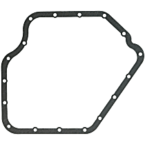 Felpro OS30833 Oil Pan Gasket - Rubber, Direct Fit, Sold individually