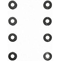 SS70816 Valve Stem Seal - Direct Fit, Set of 8