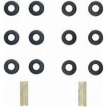 SS72700 Valve Stem Seal - Direct Fit, Set of 12