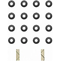 Felpro SS72844 Valve Stem Seal - Direct Fit, Set