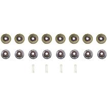 Felpro SS72914-1 Valve Stem Seal - Direct Fit, Set