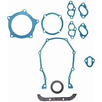 Felpro TCS12460-2 Timing Cover Gasket - Direct Fit, Sold individually