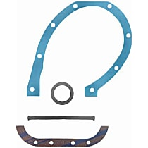 Felpro TCS4351-1 Timing Cover Gasket - Direct Fit, Sold individually
