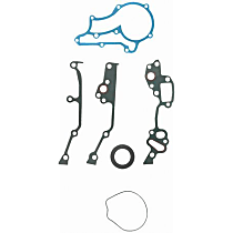 Felpro TCS45568 Timing Cover Gasket - Direct Fit, Sold individually