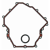 Felpro TCS46076 Crankshaft Seal - Direct Fit, Set