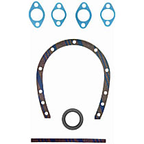 Felpro TCS5367-1 Timing Cover Gasket - Direct Fit, Sold individually