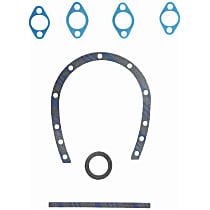 Felpro TCS5367 Timing Cover Gasket - Direct Fit, Set
