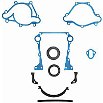 Felpro TCS6563-1 Timing Cover Gasket - Direct Fit, Sold individually