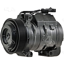 1177313 A/C Compressor Sold individually with Clutch, 8-Groove Pulley