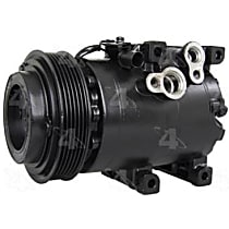 1177318 A/C Compressor Sold individually with Clutch, 6-Groove Pulley