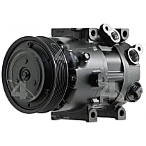 1177328 A/C Compressor Sold individually with Clutch, 6-Groove Pulley