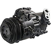 1177333 A/C Compressor Sold individually with Clutch, 5-Groove Pulley