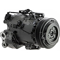 157271 A/C Compressor Sold individually with Clutch, 5-Groove Pulley