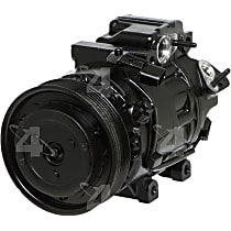 197377 A/C Compressor Sold individually with Clutch, 6-Groove Pulley
