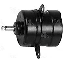 35006 Fan Motor - Black, Direct Fit, Sold individually