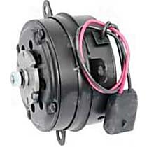 4-Seasons 35017 Fan Motor - Black, Direct Fit, Sold individually