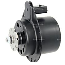 35081 Fan Motor - Black, Direct Fit, Sold individually