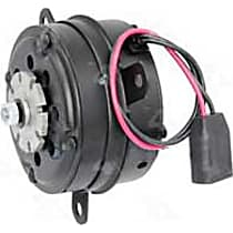 Fan Motor - Direct Fit, Sold individually Passenger Side
