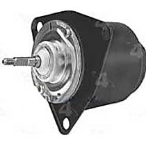 Fan Motor - Black, Direct Fit, Sold individually