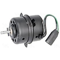 4-Seasons 35455 Fan Motor - Black, Direct Fit, Sold individually