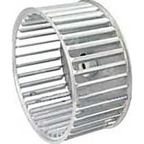 A/C Blower Motor Wheel - Direct Fit