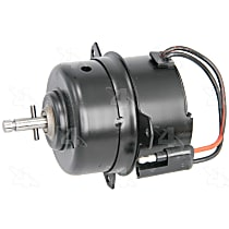 4-Seasons 35664 Fan Motor - Black, Direct Fit, Sold individually