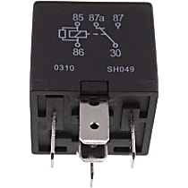 HVAC Blower Motor Relay
