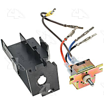 4-Seasons 37566 Blower Control Switch - Direct Fit, Sold individually