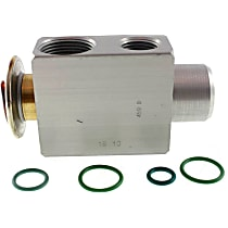 4-Seasons 38602 A/C Expansion Valve - Direct Fit, Sold individually