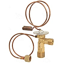 38607 A/C Expansion Valve - Direct Fit, Sold individually