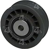 4-Seasons 45027 Accessory Belt Idler Pulley - Direct Fit, Sold individually