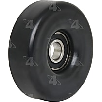 45064 Accessory Belt Idler Pulley - Direct Fit, Sold individually
