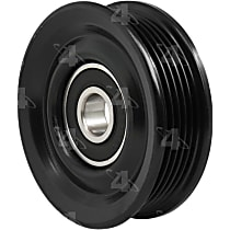 4-Seasons 45069 Accessory Belt Idler Pulley - Direct Fit, Sold individually