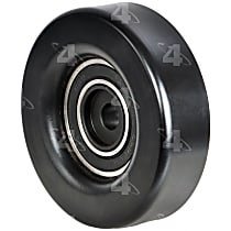 45075 Accessory Belt Idler Pulley - Direct Fit, Sold individually