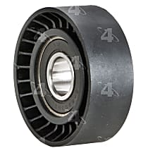 45076 Accessory Belt Idler Pulley - Direct Fit, Sold individually