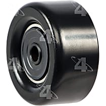 4-Seasons 45905 Accessory Belt Idler Pulley - Direct Fit, Sold individually