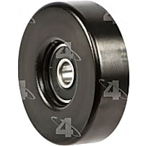 4-Seasons 45916 Accessory Belt Idler Pulley - Direct Fit, Sold individually