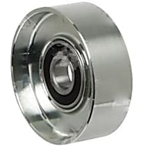 4-Seasons 45926 Accessory Belt Idler Pulley - Direct Fit, Sold individually