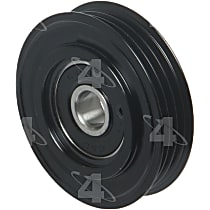 45931 Accessory Belt Idler Pulley - Direct Fit, Sold individually