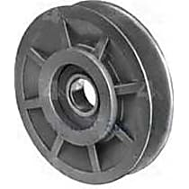 4-Seasons 45954 A/C Idler Pulley - Direct Fit