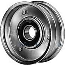 A/C Idler Pulley - Direct Fit