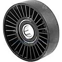 A/C Belt Tensioner Pulley - Direct Fit