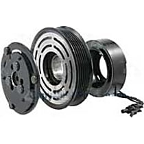 4-Seasons 47351 A/C Compressor Clutch - Assembly