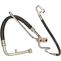 A/C Hose - Discharge and suction, Direct Fit, Assembly