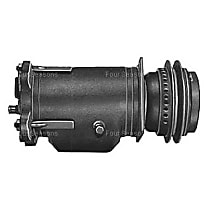 57087 A/C Compressor Sold individually With clutch, 1-Groove Pulley