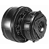57228 A/C Compressor Sold individually With clutch, 1-Groove Pulley