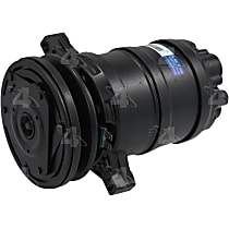 57248 A/C Compressor Sold individually With clutch, 1-Groove Pulley