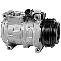 57356 A/C Compressor Sold individually With clutch, 5-Groove Pulley