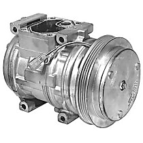 57397 A/C Compressor Sold individually With clutch, 4-Groove Pulley
